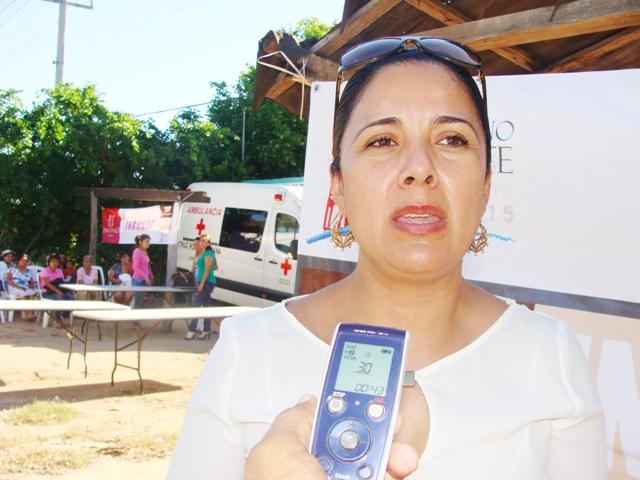 Madre Maderense preocupada porque su hijo no convive